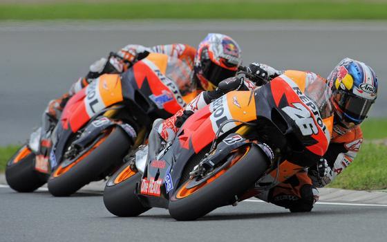 MotoGP  Foto: AFP