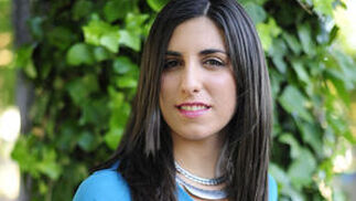 Laura Sanz Febrer.  Foto: Elías Pimentel