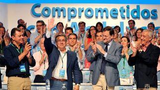 Las imágenes de la segunda jornada del XIII Congreso Regional del PP-A
