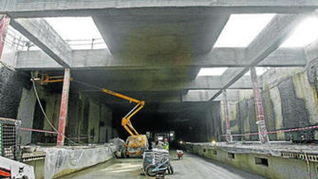 La v a llegar al soterramiento de puerto real a comienzos for Gimnasio 360 puerto real
