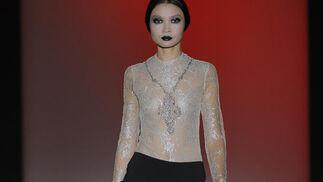 Colección Otoño-invierno 13/14 - MB Fashion Week Madrid