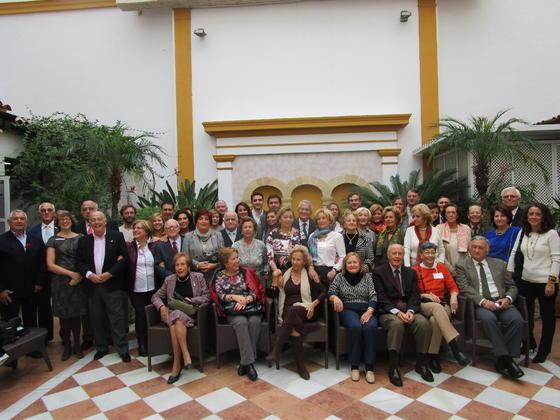 Las im genes del encuentro familiar en el hotel santa mar a for Hotel familiar nunez