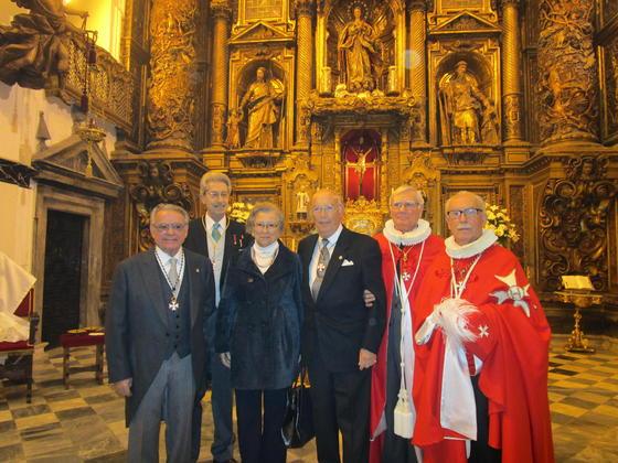 José Manuel Pérez Moreno, Cristobal García Supervielle, Conchita Huertas, Antonio Agra, Manuel Navarro y Antonio Martín-Arroyo.