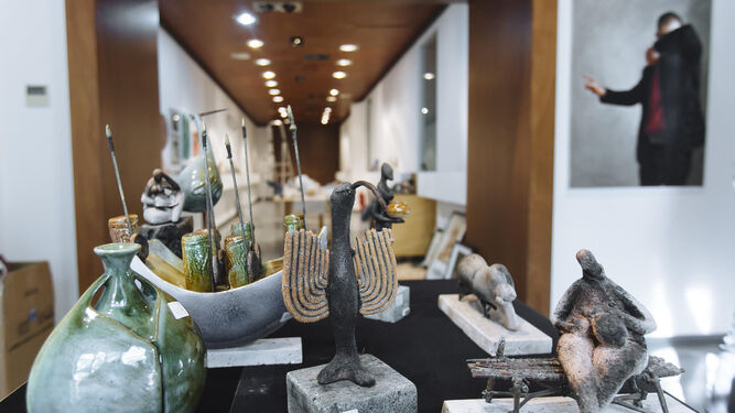 El arte se hace infinito en los tradicionales mercados - Colegio arquitectos cadiz ...