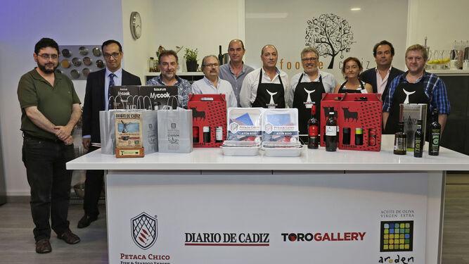Creación de Javier Muñoz, de La Carboná de Jerez.