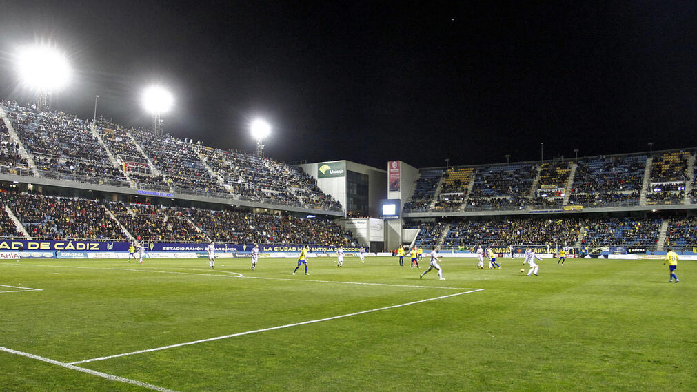 Cádiz-Valladolid, en imágenes