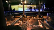 Una imagen del yacimiento arqueológico Gadir.