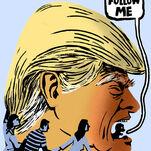 Trump: el poder del líder macho-Alfa