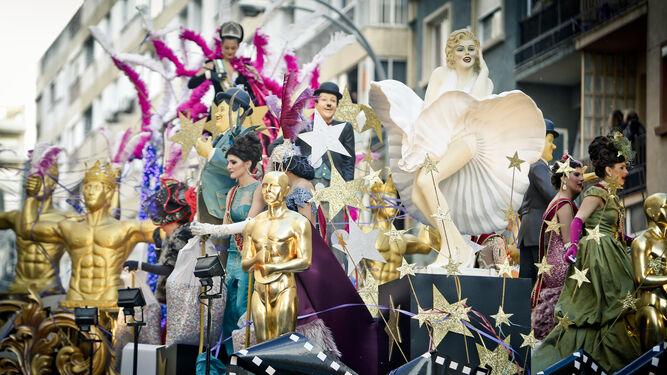 La gran cabalgata del carnaval de c diz 2017 contar con for Cuartos de final carnaval 2017