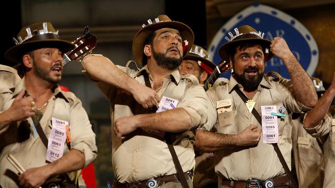 Los Indiana Jones de los callejones