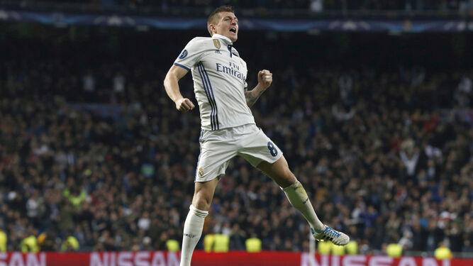 El Madrid-Nápoles de 'Champions'