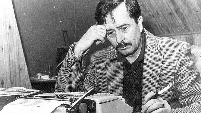El escritor gaditano, en una foto de archivo.