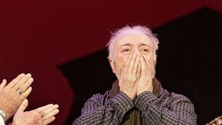 Antonio Martín anunció su despedida del Concurso.