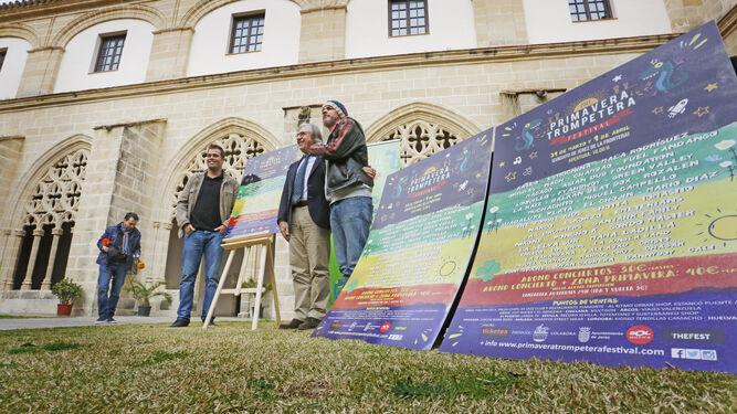 El grupo Fuel Fandango también estará en el cartel del festival.