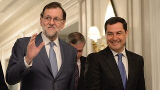 "Moreno llama a la ""rebeldía social"" para desbancar al PSOE-A"