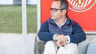 El Girona-Cádiz CF, en imágenes