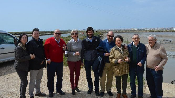 María Isabel Ruiz, Joaquín Guerrero, Juan Jesús Sánchez, Ana Gutiérrez, Fabián Santana, Diego Ramírez, Manolita Fernández, José Luis Aragón y Miguel Ordóñez.