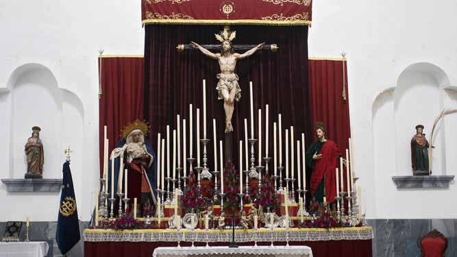 El Cristo del Perdón.