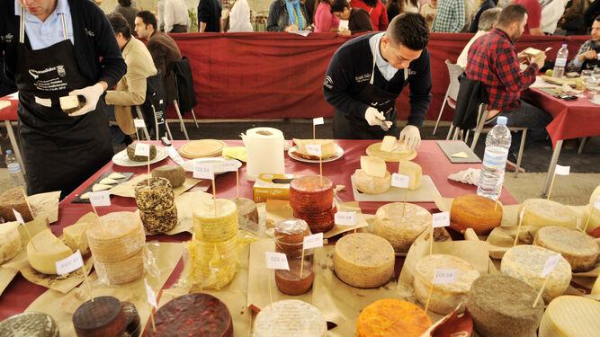 Imagen de uno de los stand de la Feria.