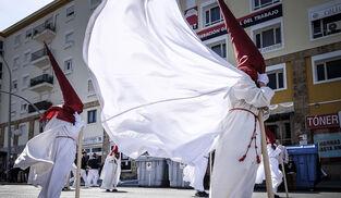 Las imágenes del Domingo de Ramos en Cádiz