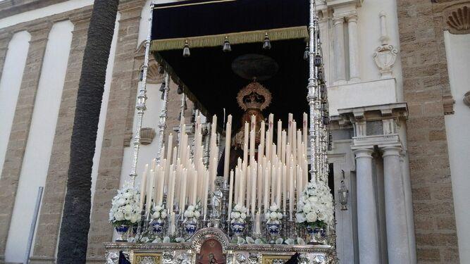 La Virgen de las Lágrimas.