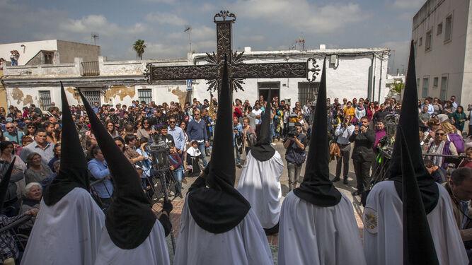 Hermanos de la Misericordia, en la Pastora.