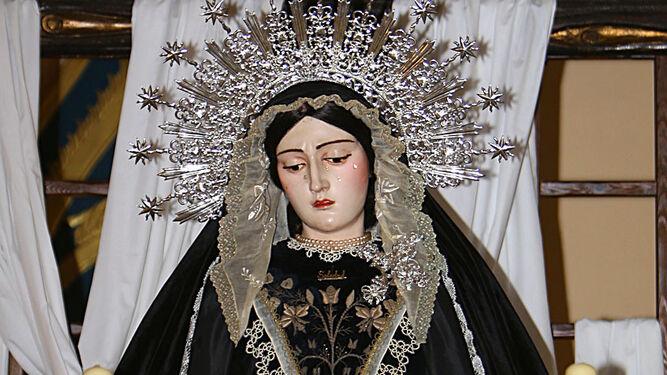 Nuestra Señora de la Soledad.