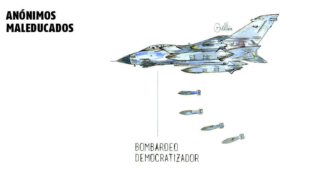 Bombardeo democratizador
