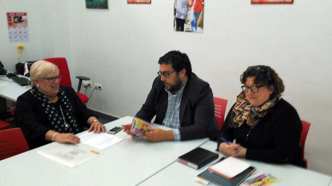 Armario Fernando ~ Juventud apoya el proyecto Pineo de Cruz Roja de educación e inclusión para menores