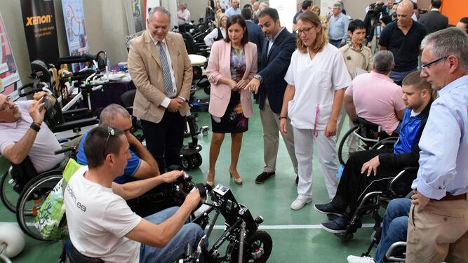 Exposición de novedades sobre accesibilidad