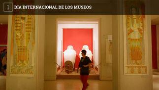En Cádiz, habrá talleres el sabado a las 11.00 horas y visitas teatralizadas el sábado 20 (18.30) y domingo 21 (12.00 y 13.00).