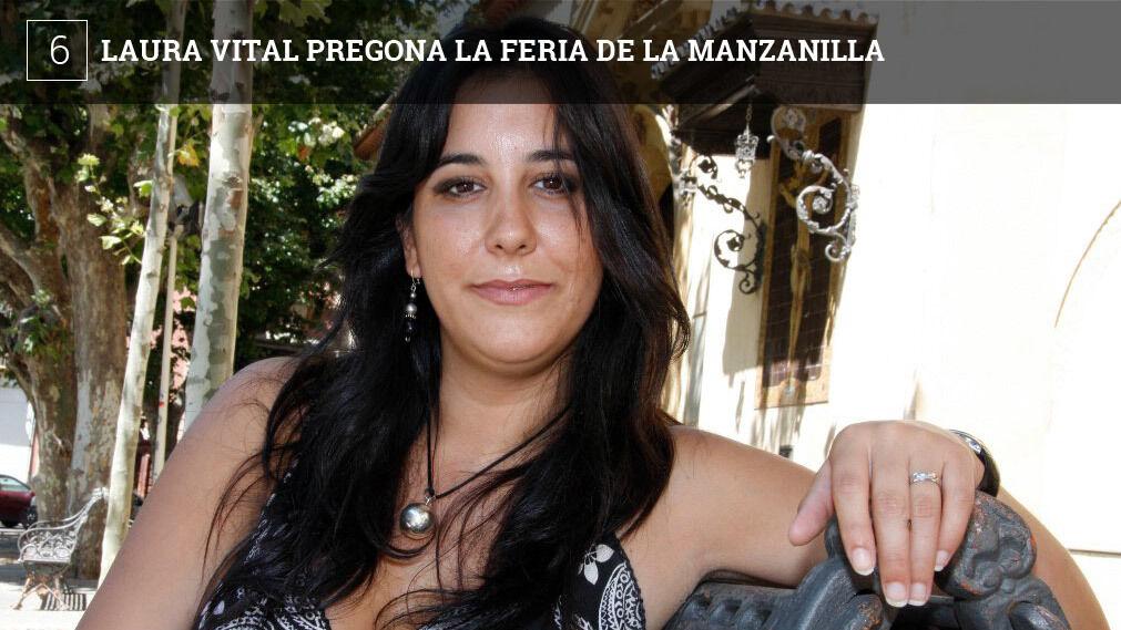En las bodegas Delgado Zuleta de Sanlúcar, el domingo 21 a partir 12.00 horas.