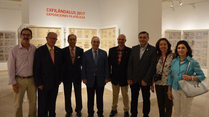 Juan Torres, José Palma, Jose Ramón Pérez Díaz-Alersi, Pepe Ossorio, Paco Velázquez, Juan  Antonio Casas, Loli Rios y María  del Carmen Vargas.
