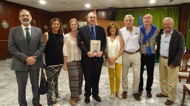 Vicente Ortells, Cristina Pena, Lucía Gutiérrez Cotarelo, Luis Mollá, Nena Pardo, Enrique Arévalo, Félix Anclada y Miguel Aragón.