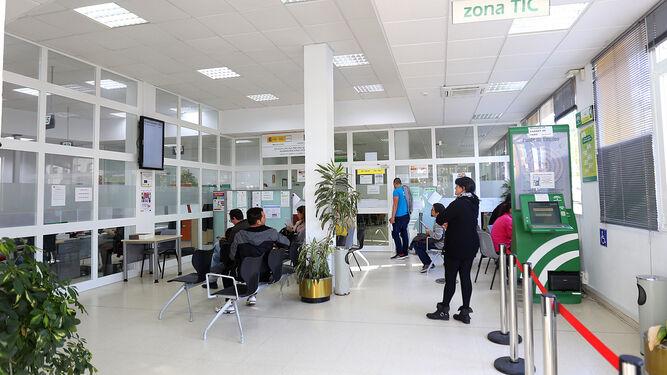 Chiclana logra reducir las cifras del desempleo en un 25 3 for Oficina de empleo cadiz