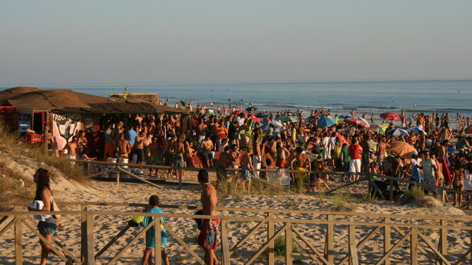 Vamos a mi playaEl Palmar, la playa del Instagram