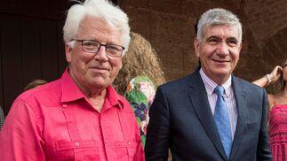 Hans Josef Artz y Manuel Bustos.