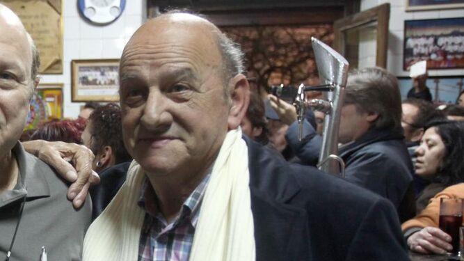 Antonio Guerrero 'El Piojo'.