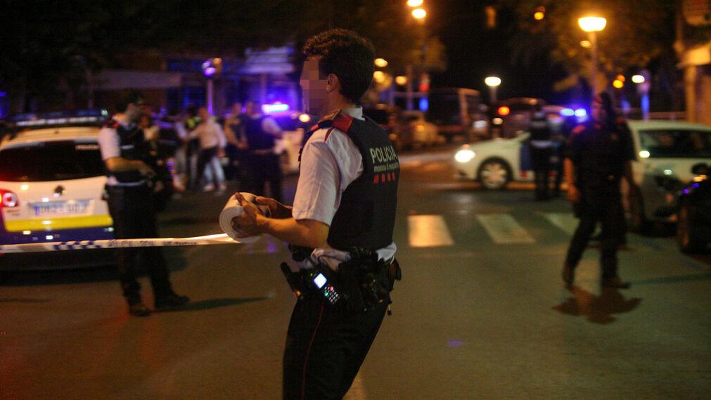 Los Mossos d'Esquadra han abatido esta noche a cuatro presuntos terroristas en Cambrils