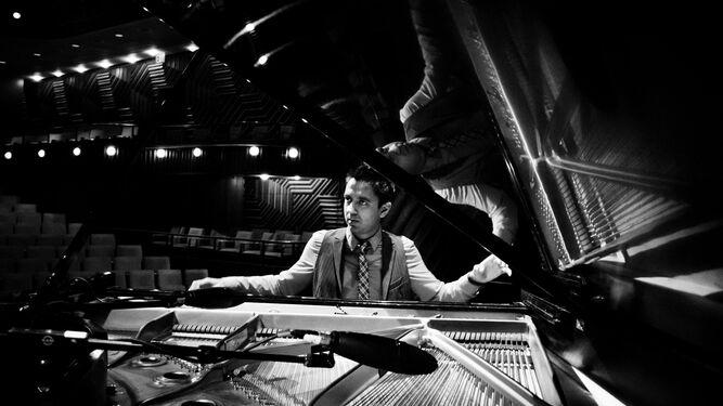 El pianista norteamericano Vijay Iyer.