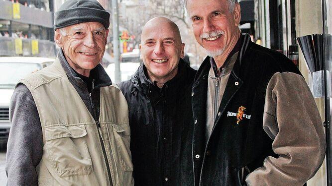 Gary Peacock, Joey Baron y Marc Copland.