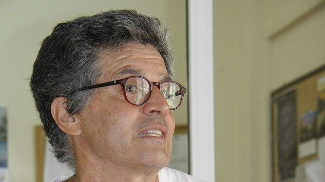 El ecologista gaditano Juan Clavero.
