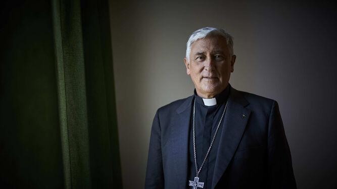 El obispo de cádiz y ceuta