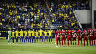 Las imágenes del Cádiz-Osasuna de Copa