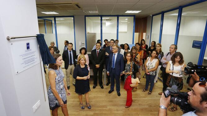 El ceei abre su primer vivero de empresas en el centro de - Empresas constructoras en jerez ...