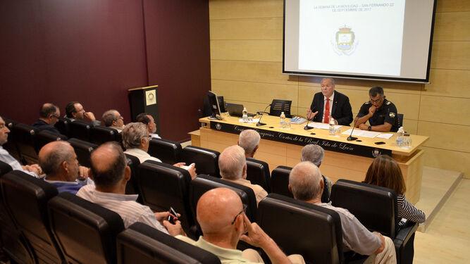 Jornadas sobre la movilidad celebradas en el Centro de Congresos