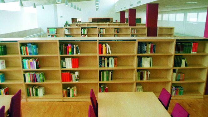 Biblioteca de Extramuros.