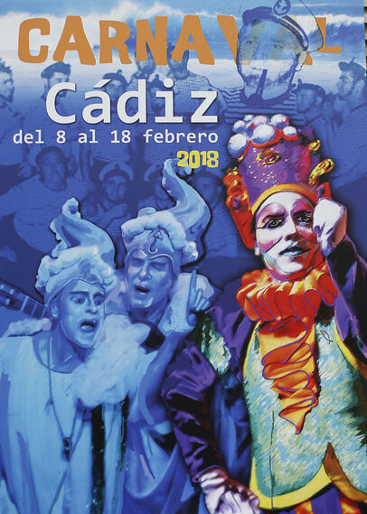 Propuestas para cartel del Carnaval 2018