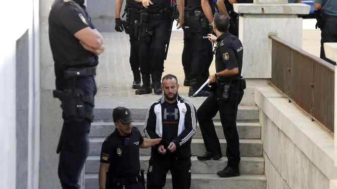 Los investigadores localizaron a la banda de 39 el ojos - Policia nacional cadiz ...