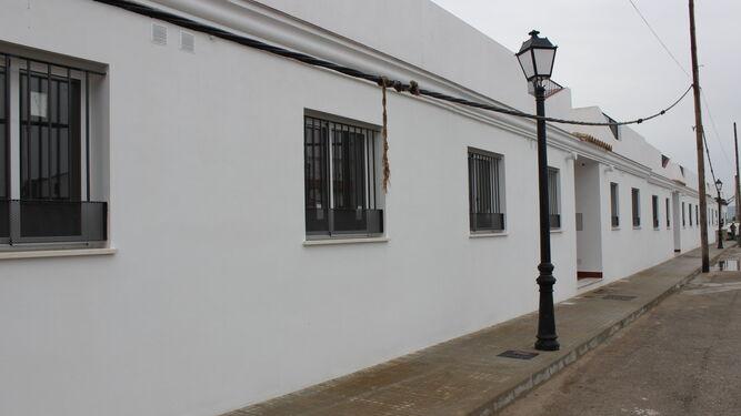 Familias de una promoci n ruinosa vuelven a sus casas 20 - Casas de proteccion oficial ...